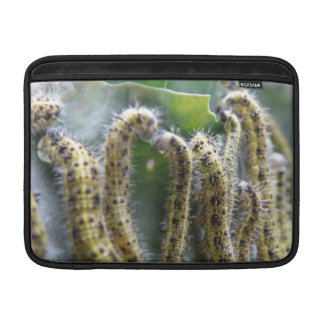 Hungry Cabbage White Caterpillars MacBook Air Slee MacBook Air Sleeve