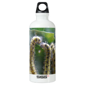 Hungry Cabbage White Caterpillars SIGG Traveler 0.6L Water Bottle