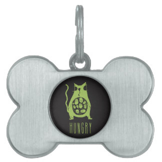 Hungry cat is hungry pet tags