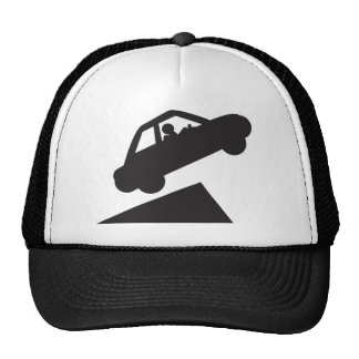 Hungry Cliff Logo Trucker Hat (Version 2)