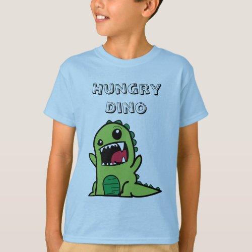 Hungry Dino T_Shirt