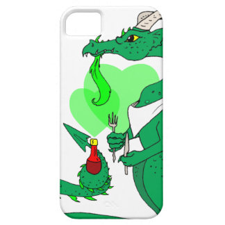 Hungry Dragon iPhone 5 Cover