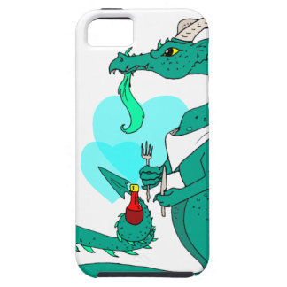 Hungry Dragon iPhone 5 Case