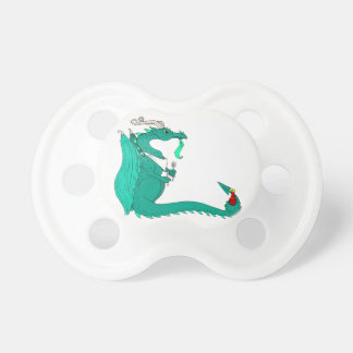 Hungry Dragon Pacifier