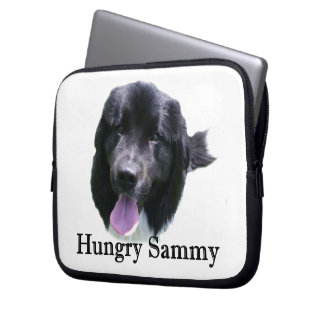 Hungry fantástica la Sammy bolsa de ordenador Fundas Portátiles