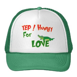 Hungry For Love! hat