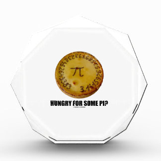 Hungry For Some Pi? (Pi On Baked Pie Humor) Award