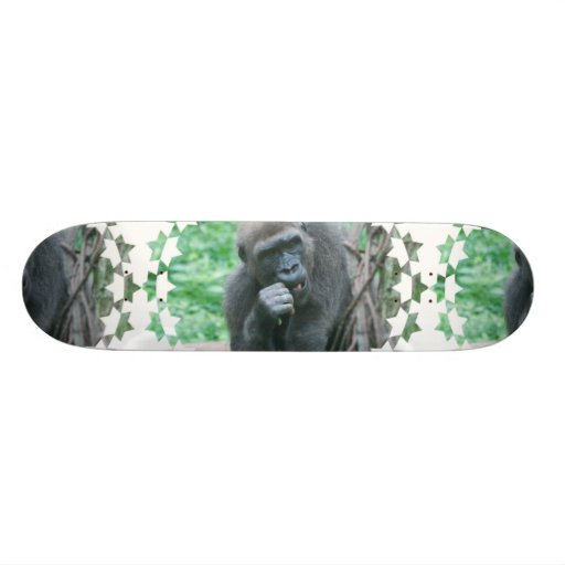 Hungry Gorilla Skateboard