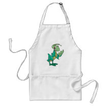 Hungry Grasshopper Adult Apron