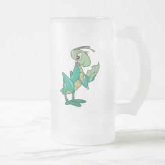 Hungry Grasshopper Mugs