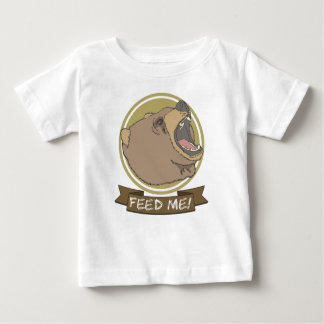 HUNGRY GRIZZLY T-SHIRT