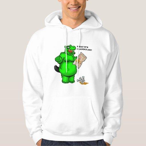 hungry hippo hoodie