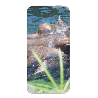 Hungry Hippo iPhone 5 Pouch