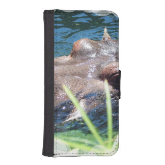 Hungry Hippo iPhone 5 Wallet Case