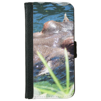 Hungry Hippo iPhone 6 Wallet Case