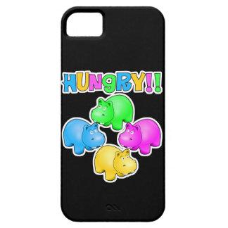 Hungry Hippopotamuses  Design iPhone SE/5/5s Case