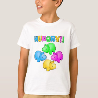 Hungry Hippos T-Shirt