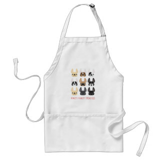 Hungry Hungry Frenchies Apron