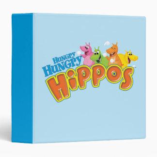 Hungry Hungry Hippos Binder