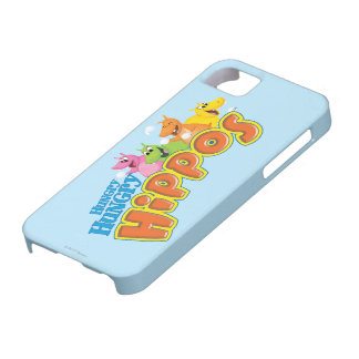 Hungry Hungry Hippos iPhone 5 Case