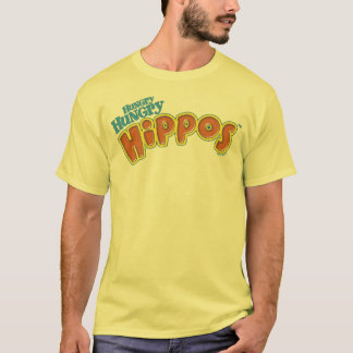 Hungry Hungry Hippos Logo T-Shirt