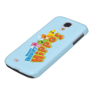 Hungry Hungry Hippos Samsung Galaxy S4 Cover
