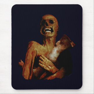 Hungry Hungry Zombie Mouse Pad