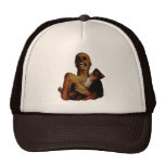 Hungry Hungry Zombie Trucker Hat