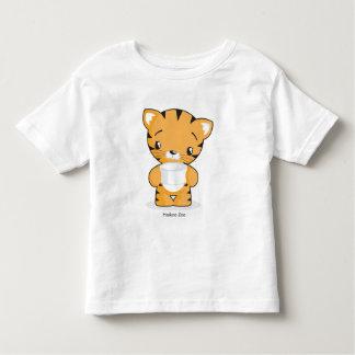 Hungry Kitten Toddler T-Shirt