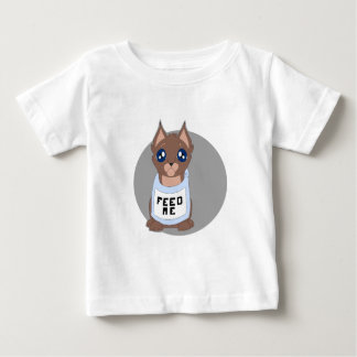 hungry kitty baby T-Shirt