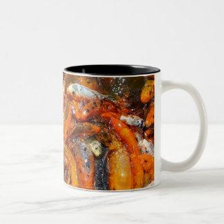Hungry Koi Mug