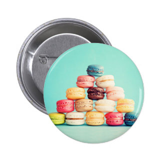 Hungry Macaron hipster,multicolor,sweets cookies Pins