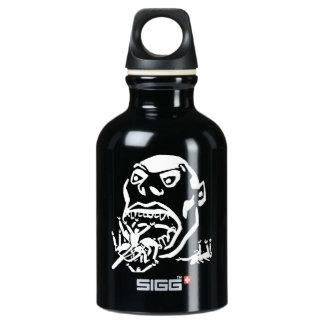 Hungry Man / Moloch a Faim Aluminum Water Bottle
