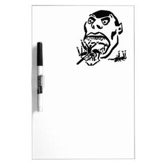 Hungry Man / Moloch a Faim Dry-Erase Board