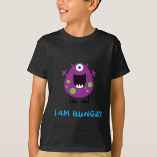 Hungry monster tshirt