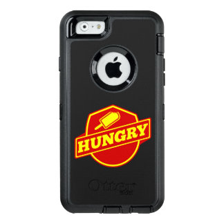 Hungry OtterBox Defender iPhone Case