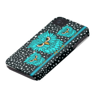 hungry owls Case-Mate iPhone 4 case