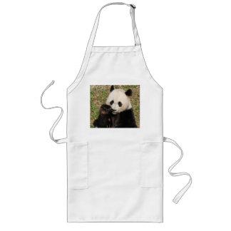 Hungry Panda Long Apron