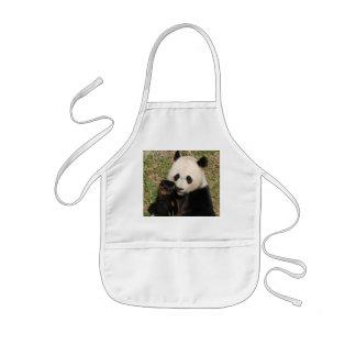 Hungry Panda Kids' Apron
