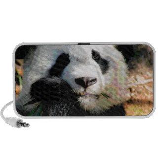 Hungry Panda Bear Mini Speaker
