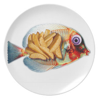Hungry? Dinner Plate