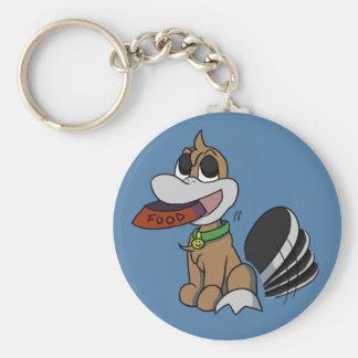 Hungry Platypi Keychain
