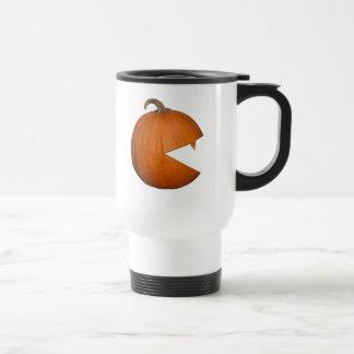 Hungry Pumpkin 15 Oz Stainless Steel Travel Mug