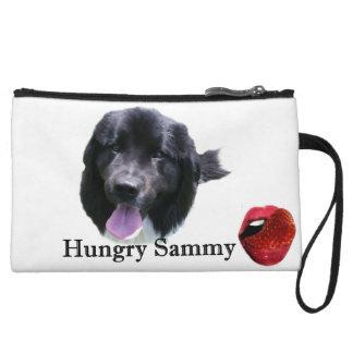 Hungry Sammy Clutch Bag