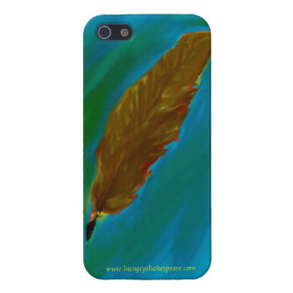 Hungry Shakespeare iPhone Case