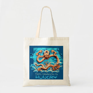 Hungry Shopper Bag Year of the Dragon
