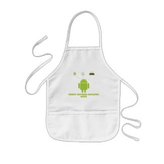 Hungry Software Developer Inside (Android) Apron