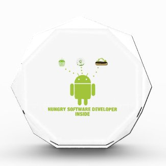 Hungry Software Developer Inside (Bug Droid) Awards