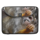 "Hungry Squirrel Monkey 15"" MacBook Sleeve Sleeve For MacBook Pro"