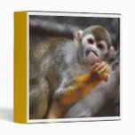 Hungry Squirrel Monkey Binder